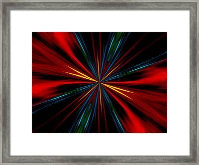 Epona Framed Print by Danny Lally