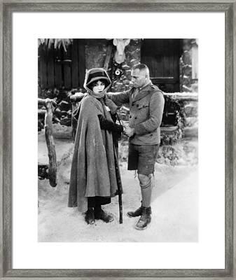Erich Von Stroheim Framed Print by Granger
