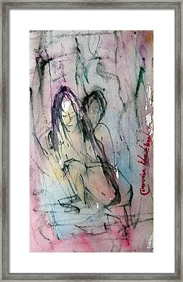Erotic 2 Framed Print