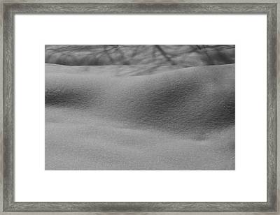 Erotic Dream About Summer Framed Print