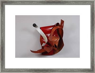 Erotic Swells Framed Print by Mac Worthington