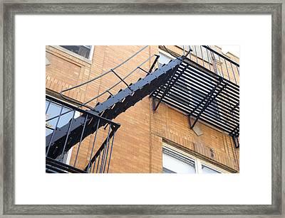 Escape Framed Print by Margaret Steinmeyer