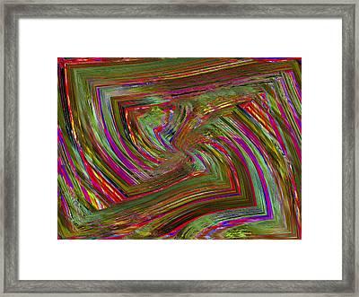 Esme No.7 Framed Print by Danny Lally