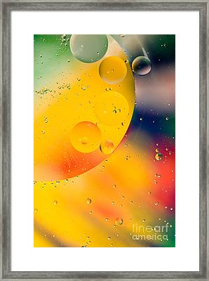 Esoteria Framed Print by David Lade