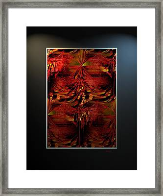 Ess-y Framed Print by Ines Garay-Colomba