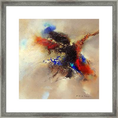 Essence No3 Framed Print