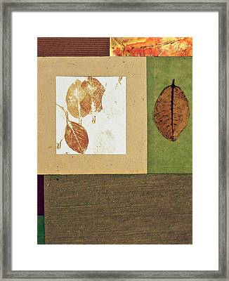 Essential Nature Copperhead Framed Print