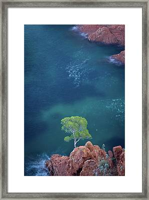 Esterel Mountains Framed Print by LP photographie