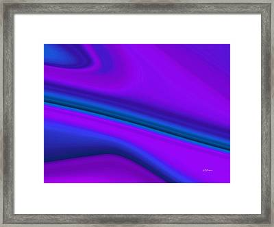 Ethereal Spirit Framed Print
