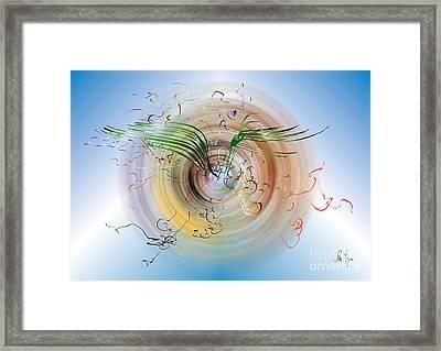 Euphory Framed Print