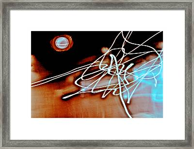 Europa Dance Framed Print