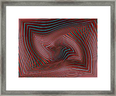 Evalise No.1 Framed Print by Danny Lally