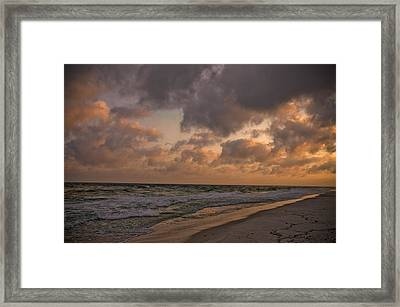 Evening Bliss Framed Print