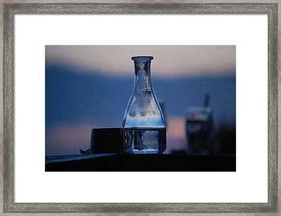 Evening Drinks II Framed Print by Dickon Thompson