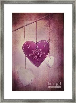 Ever And Anon Framed Print by Priska Wettstein