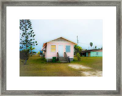 Everglades City Eye Candy Framed Print