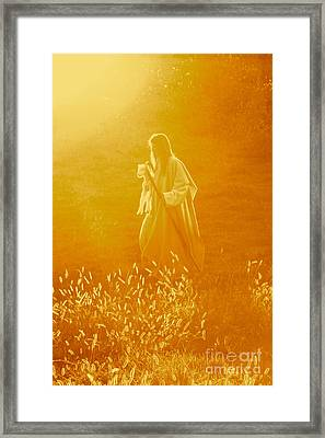 Everlasting Framed Print by Vienne Rea