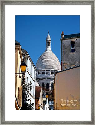 Exclusive View Framed Print