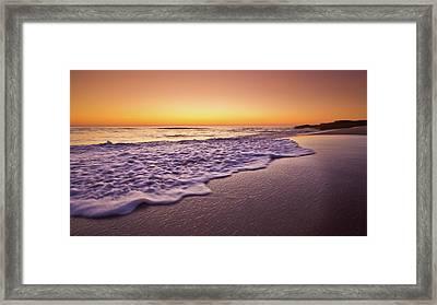Expanse4 Framed Print