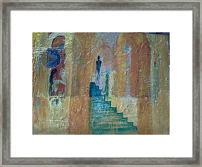 Exploring Rome Framed Print by Andrea Friedell