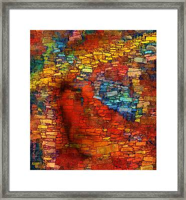 Extrusion Framed Print by RochVanh
