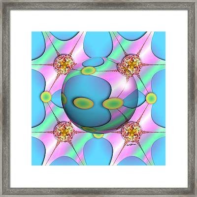 Eye Candy Framed Print by Anthony Caruso
