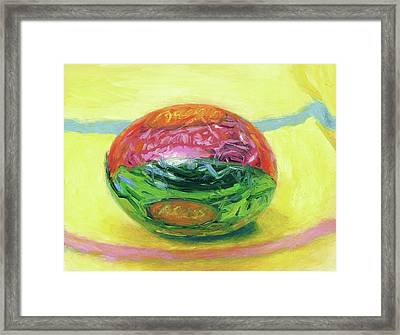 Eye Candy Framed Print by Scott Bennett
