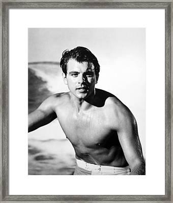Fabian Forte (1943-   ) Framed Print by Granger