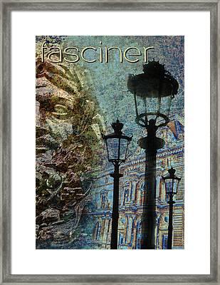 Facinate Framed Print by Greg Sharpe