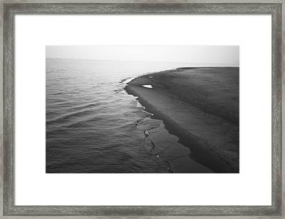 Faded  Framed Print by Jason Naudi Photography
