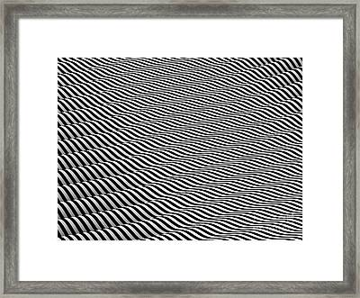 Fading Fast Framed Print by Steve Young