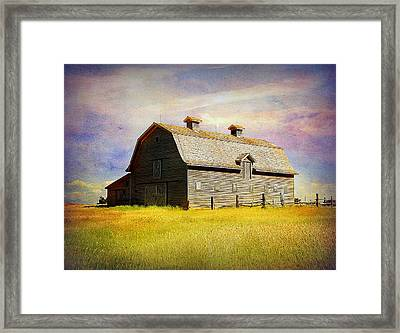 Fading Memories Framed Print by Blair Wainman
