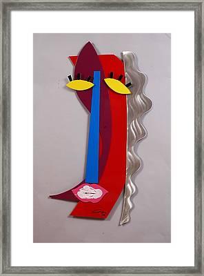 Faint Desire Framed Print by Mac Worthington