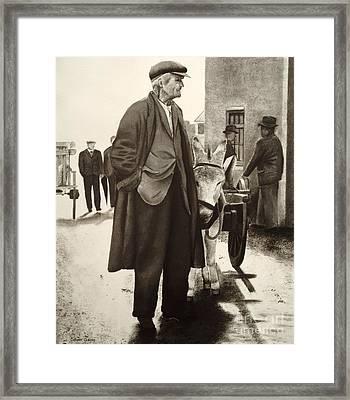 Fair Day In Ireland Framed Print