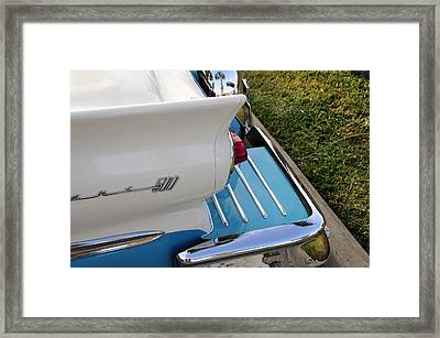 Fairlane 500 Framed Print by David Lee Thompson