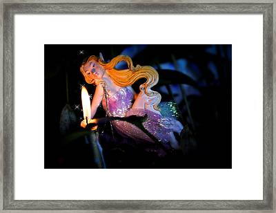 Fairy Dreams Framed Print by Ronel Broderick