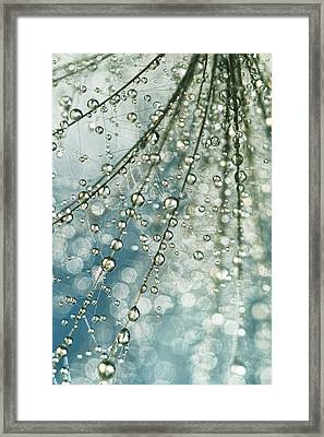 Fairy Rain Framed Print