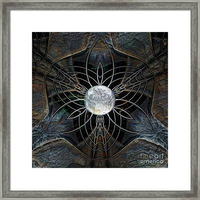 Fairytale Framed Print by Jan Willem Van Swigchem
