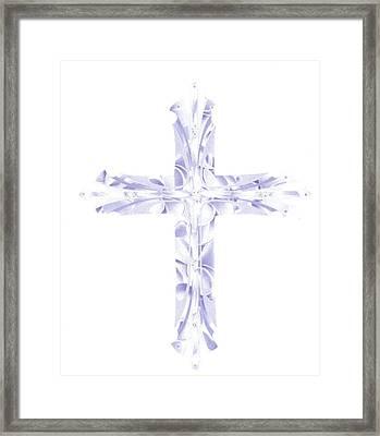 Faith Framed Print by Zachary Sullivan