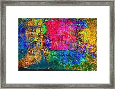 Faithful Remnant Framed Print