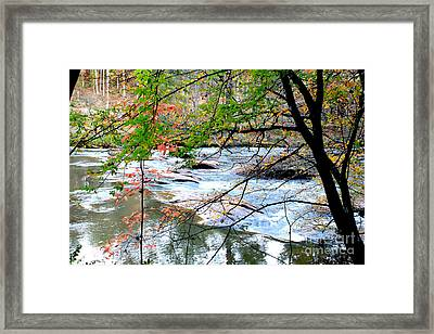 Fall Day  Framed Print by Ar S