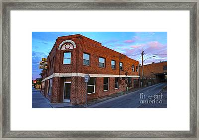 Fallon Nevada  Framed Print by Gregory Dyer