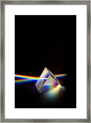 Framed Print featuring the photograph Fantasic Light 1 by Tad Kanazaki