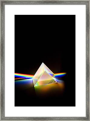 Framed Print featuring the photograph Fantastic Light 2 by Tad Kanazaki
