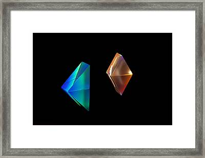Framed Print featuring the photograph Fantastic Light 4 by Tad Kanazaki