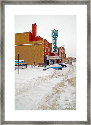 Fargo-2 Framed Print