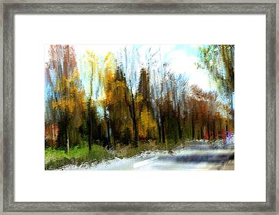 Farmington Framed Print