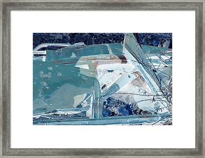 Fasten Your Seat Belt Framed Print by Diane montana Jansson