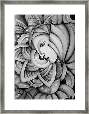 Fata Morgana Framed Print by Simona  Mereu
