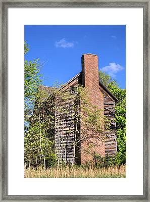 Fauquier County Framed Print by JC Findley